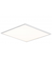 Aurora Lighting 220-240V IP65 38W 500mm X 500mm Led Non-dim Light Panel 4000K (White)