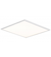 Aurora Lighting Led Light Panel 220-240V IP44 38W 3000K Emergency(White)