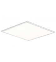Aurora Lighting Led Dim Light Panel 220-240V IP44 38W 4000K Emergency(White)