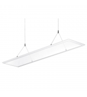 Aurora Lighting 45W Edge Lit Suspended Dali Led Flat Panel 4000K(White)