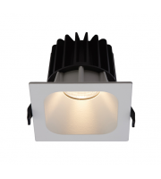 Ansell 28.5W Unity 125 Square 4000K Led Dimmable Downlight