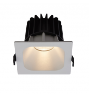 Ansell 28.5W Unity 125 Square 4000K Led Dimmable M3 Downlight