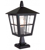 Elstead Canterbury 1 Light Pedestal Lantern