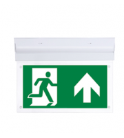 Qvis Lighting Led Exit Sign 3 Hours Emergency (Green)
