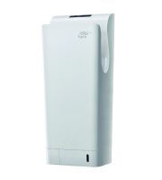 Hyco Blade Hand Dryer Automatic, Hepa Filter, 1.85kW (White)
