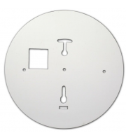 FireAngel Ceiling Halo Gasket - For Uneven Ceilings Or Covering Over Larger Alarm Footprints (Grey)