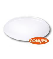 Qvis Lighting 2d 350mm Bulkhead 24w, 2400lumen Philips Driver Emergency, Microwave (White)