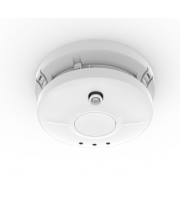 FireAngel Mains Co Alarm With Zinc Carbon Battery (White)