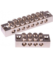 Fusebox Earth Bar 4WAY (Brass)