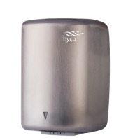 Hyco Ellipse Automatic Hand Dryer 1.55kW (Brushed Stainless)