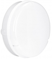 Enlite Utilite 18W IP65 Round LED Drum Bulkhead (White)
