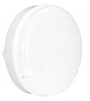 Enlite Utilite 18W IP65 Round Emergency LED Drum Bulkhead (White)