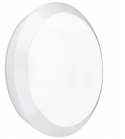 Enlite Orbital IP66 25W Emergency LED Bulkhead (White)