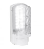 Enlite UtiliteX 7W IP44 LED Security Bulkhead (Black)