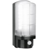 Enlite UtiliteX 7W IP44 LED Security Bulkhead with PIR (Black)