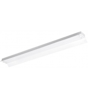 Enlite 33W Twin 1200mm Winged Open T8 LED Batten (White)