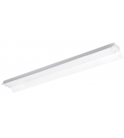 Enlite 44W Twin 1500mm Winged Open T8 LED Batten (White)