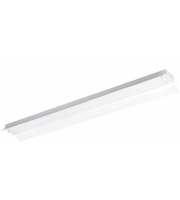 Enlite 51W Twin 1800mm Winged Open T8 LED Batten (White)