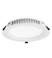 Aurora Lighting 200-240V 45W High Performance Triac Dimmable Led Downlight 4000K(White)