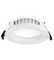 Aurora Lighting 200-240V 13W High Performance Triac Dimmable Led Downlight 4000K(White)
