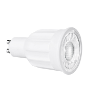 Aurora Lighting 220-240V 10W 24deg GU10 Dimmable Led Lamp 4000K(White)