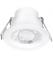 Aurora Lighting 240V 8W 60° Fixed Enfiniti Non-dimmable Round Downlight 3000K(White)