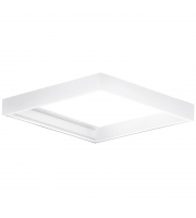 Aurora Surface Mounting Box Kit For 600mm X 600mm Panel Emergency(White)