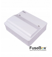 Fusebox 6WAY Dual Rcd Spd T2 (2 X 80A 30mA Rcd Ac)