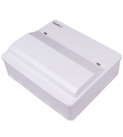 Fusebox 100A M/s 6WAY  (WHITE)