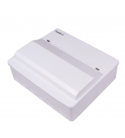 Fusebox 63A 30mA Rcd 6WAY Consumer Unit (White)