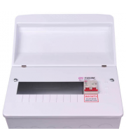 Fusebox 100A M/s 10WAY (WHITE)