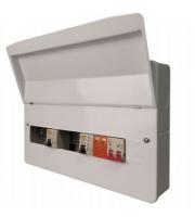 Fusebox Dual Rcd 8WAY Spd Consumer Unit Tn (White)