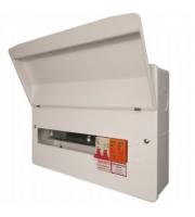 Fusebox Main Switch 12WAY Spd Tn (White)