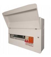 Fusebox Main Switch 18WAY Spd Tn (White)