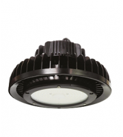 Qvis Lighting Modern Led Highbay 200w Ufo Style (Black)