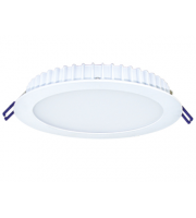 Qvis Lighting 110mm Downlight 10w 1100lumen, Tridonic Driver, Epistar Leds, 4000k Flicker Free Tpa Fire Rated (White)