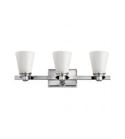 Elstead Avon 3 Light Above Mirror Light (Polished Chrome)