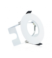 Integral  70mm cut-out IP65 Fire Rated Downlight (Matt White)