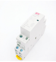 Fusebox 20A 2P Installation Contactor 230V (White)