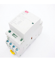 Fusebox 25A 4P Installation Contactor 230V (White)