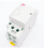 Fusebox 40A 2P Installation Contactor 230V (White)