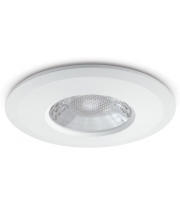 JCC V50 Fire-rated Led Downlight 7W 650lm IP65 (White)