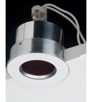 Levello LED Deep downlight, primed plate (order light engine separately) (White)
