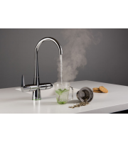 Hyco Zen Life 100°C Tap 3L Boiling With Hot And Cold Mixer