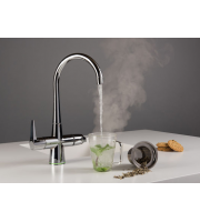 Hyco Zen Life 100°C Tap 6L Boiling With Hot And Cold Mixer (Polished Chrome)