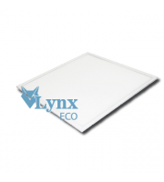 Qvis Lighting LED Panel, Epistar Led, 40w 3500lumen, 4000k, LYNX-ECO-40-6X6NW (White)