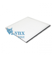 Qvis Lighting Lynx MAX 25W - 595x595 - High Efficacy Panel - ECA Approved Panel Dimmable (White)