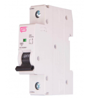 Fusebox 16A B Type Mcb 6kA 1P (White)