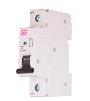 Fusebox 06A *c Type Mcb 6kA 1P (White)