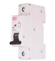 Fusebox 32A *c Type Mcb 6kA 1P (White)
